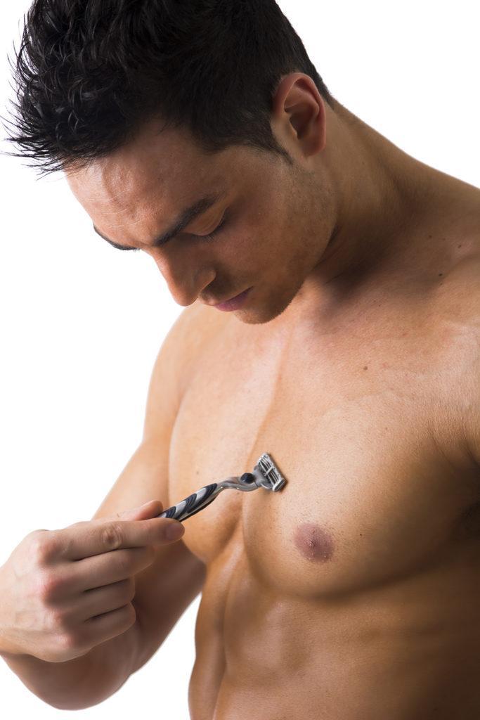 depilacja u mężczyzn
