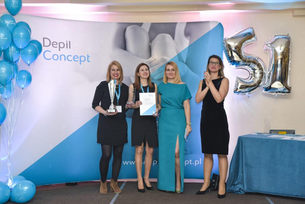 DepilConcept Polska Franczyza Pomysł na biznes salony depilacji