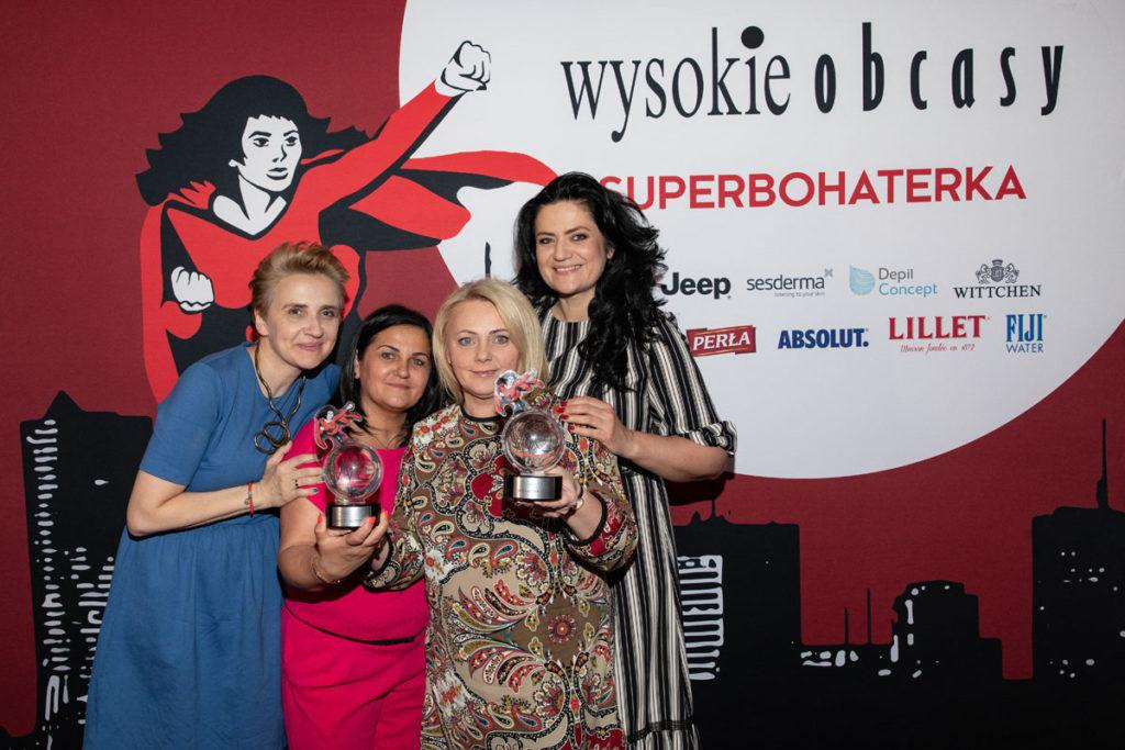 DepilConcept Wysokie Obcasy Superbohaterka