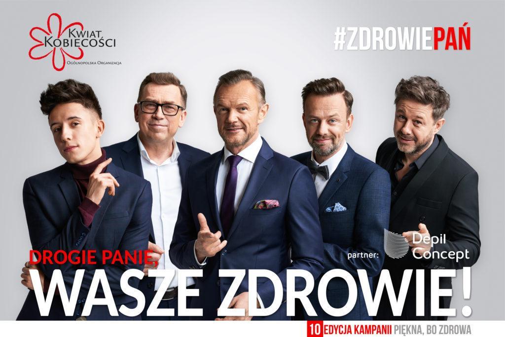 Kwiat kobiecości Piękna bo zdrowa DepilConcept Polska