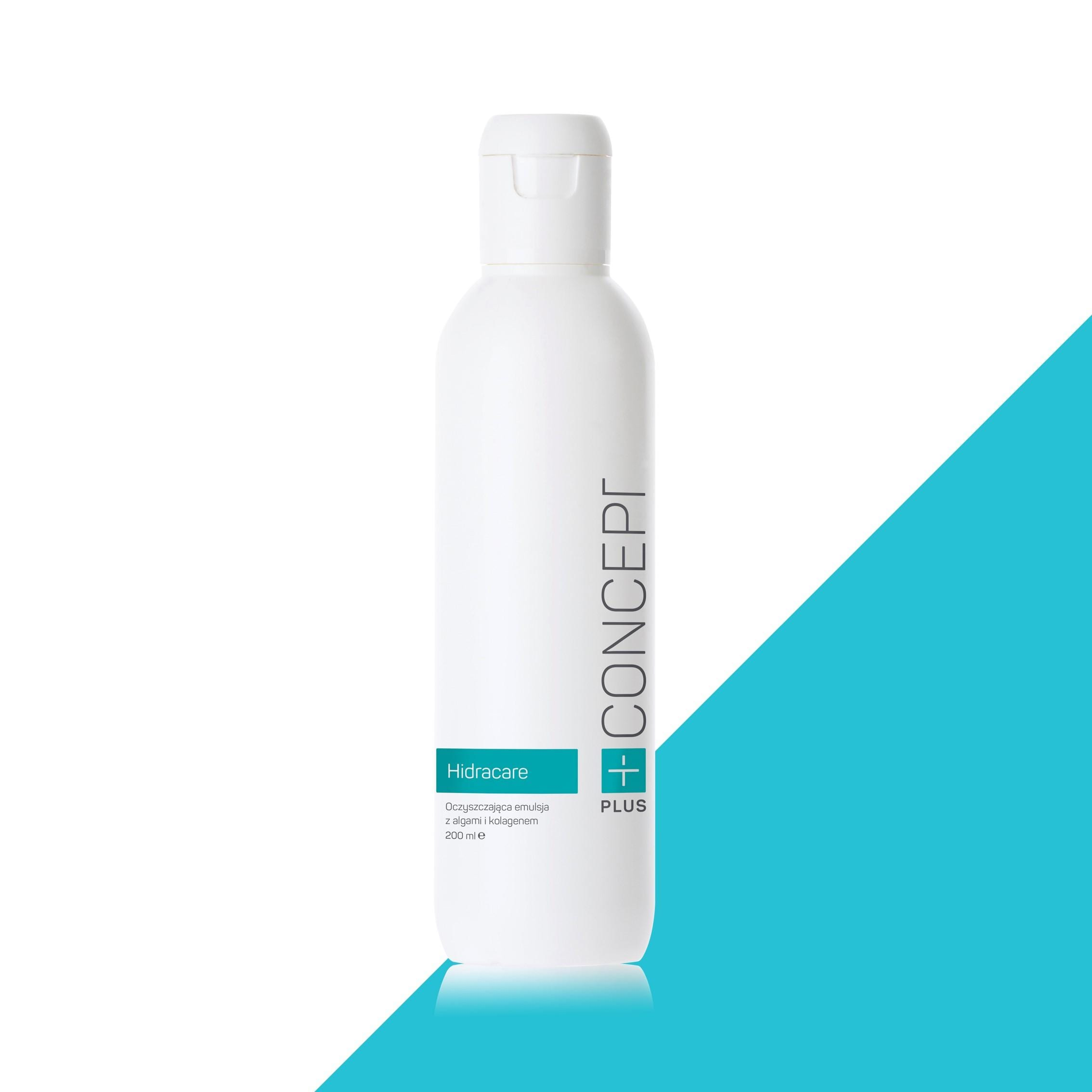 Hidracare – Oczyszczjąca emulsja z algami i kolagenem