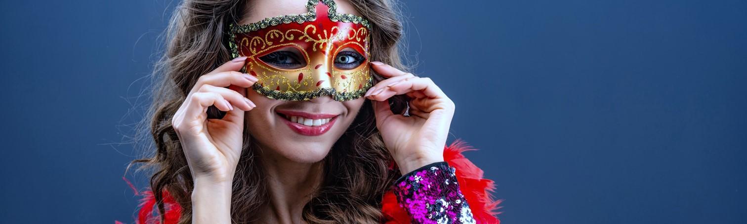 DepilCarnaval! Odkryj 3 maski pielęgnujące na karnawał!