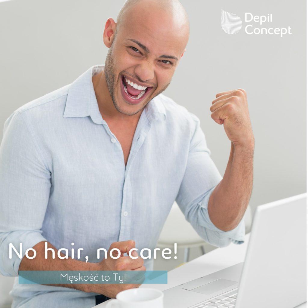 Męska depilacja dla mężczyzn ipl laserowa wosk shr