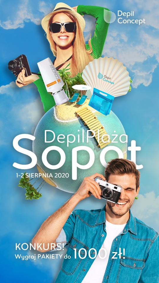 DepilConcept Sopot Molo Plaża event