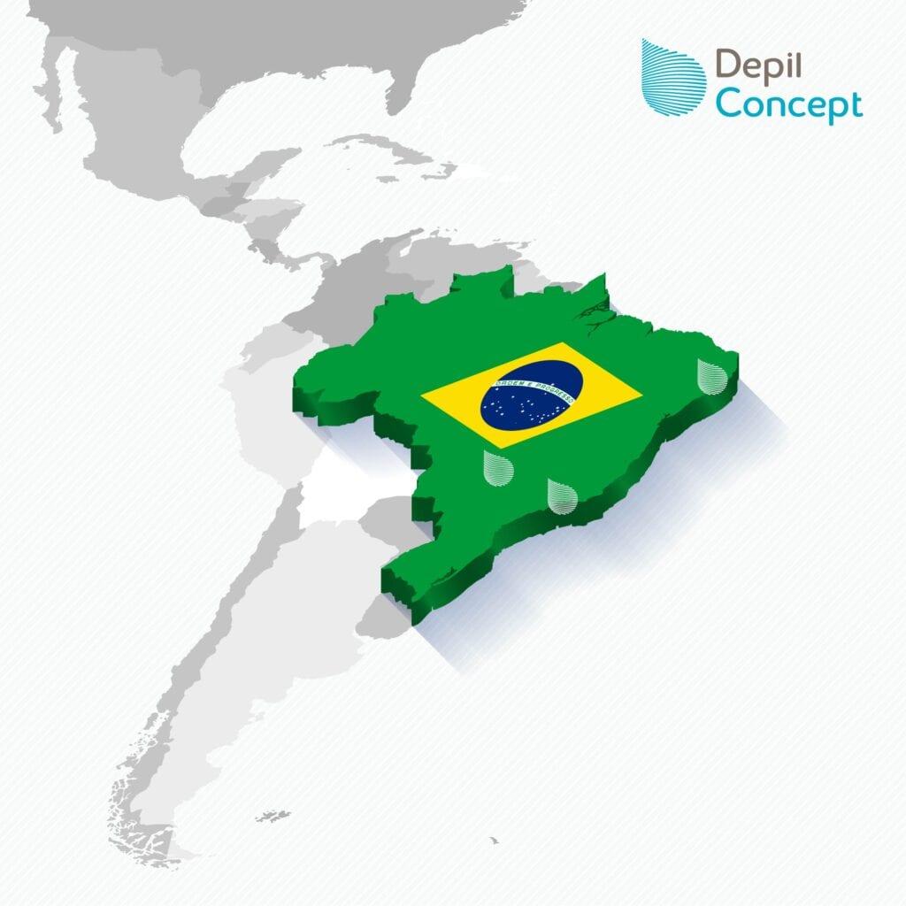 Brazylia depilacja laserowa polska