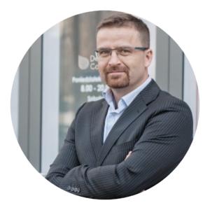 Mariusz Włoczkowski DepilConcept Franczyza Dyrektor Rozwoju Sieci